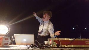 teacher markus rosendal boogie woogie workshop dansen rock and roll
