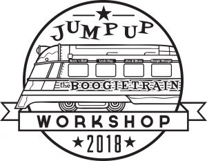 jump up the boogie train 2018 boogie woogie workshop kuschi Jessie swing jive rock and roll jump up