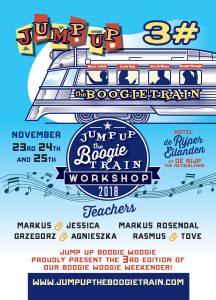 The Boogie train jump up teachers